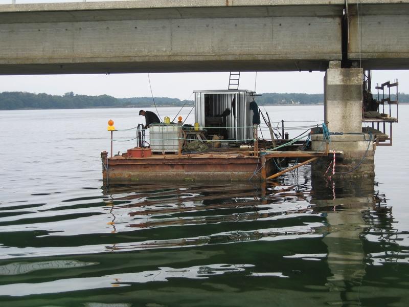Betonreparationer Siøsundbroen
